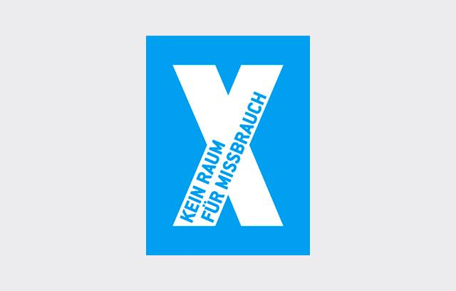 """Logo """"Kein Raum für Missbrauch"""""""