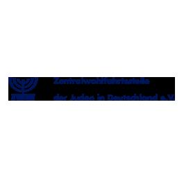 Zentralwohlfahrtsstelle der Juden in Deutschland e. V. Logo